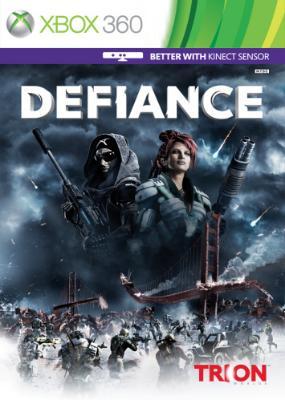 Defiance til Xbox 360