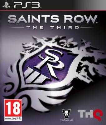 Saints Row: The Third til PlayStation 3