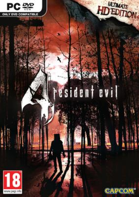 Resident Evil 4 Ultimate HD Edition til PC