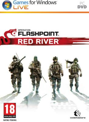 Operation Flashpoint: Red River til PC