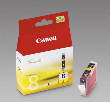 Canon CLI-8Y Gul