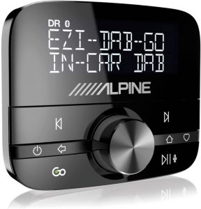 Alpine EZi-DAB-GO DAB+ adapter