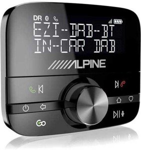 Alpine EZi-DAB-BT DAB+ adapter