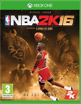 NBA 2K16 til Xbox One