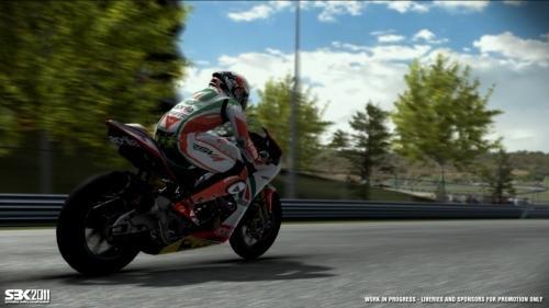 SBK 2011 til PC