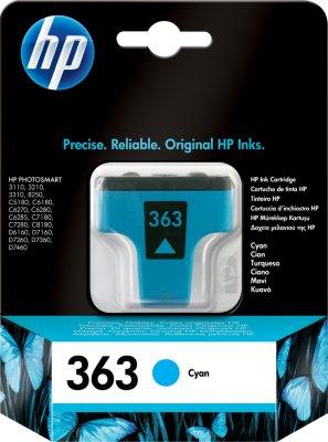 HP no.363 Cyan