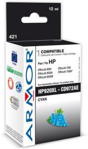HP no.920XL Cyan (Erstatter)