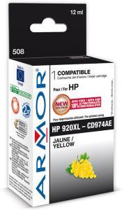 HP no.920XL Gul (Erstatter)