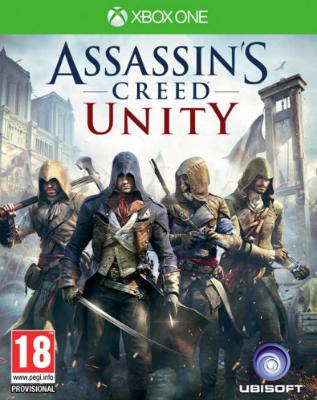 Assassin's Creed Unity til Xbox One