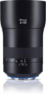 Zeiss Milvus 135mm f/2.0 for Canon