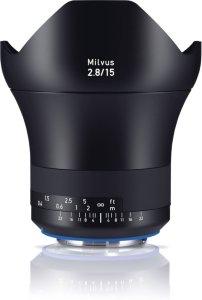 Milvus 15mm f/2.8 for Nikon