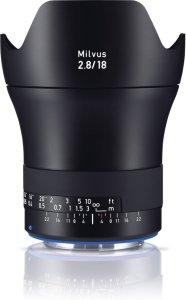 Milvus 18mm f/2.8 for Nikon