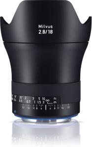 Zeiss Milvus 18mm f/2.8 for Nikon
