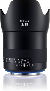 Zeiss Milvus 35mm f/2 for Canon