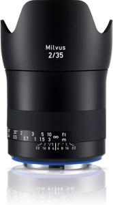 Zeiss Milvus 35mm f/2 for Nikon