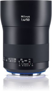 Zeiss Milvus 50mm f/1.4 for Canon