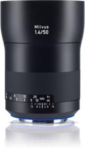 Zeiss Milvus 50mm f/1.4 for Nikon