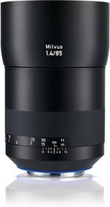 Zeiss Milvus 85mm f/1.4 for Canon