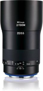 Zeiss Milvus 100mm f/2 for Nikon