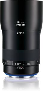 Zeiss Milvus 100mm f/2 for Nikon