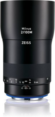Zeiss Milvus 100mm f/2 for Canon