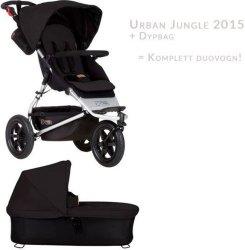 Mountain Buggy Urban Jungle V3 + Dypbag