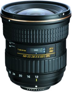 Tokina AT-X 12-28mm f/4 Pro DX for Canon