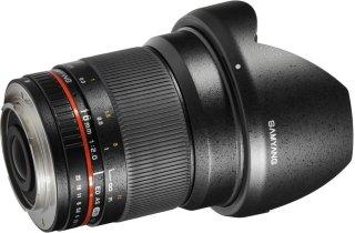 16mm f/2 ED for Nikon