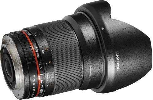 Samyang 16mm f/2 ED for Fuji X
