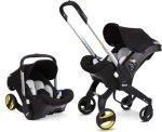 Doona+ Babybilstol med Integrert Vogn