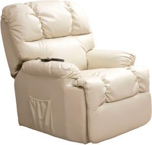 Massasjestol med varmefunksjon
