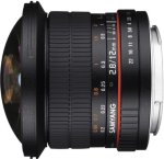 Samyang 12mm f/2.8 ED AS NCS for Canon M