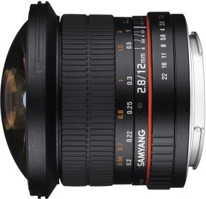 Samyang 12mm f/2.8 ED AS NCS for Sony A