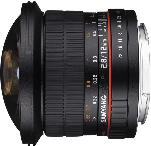 Samyang 12mm f/2.8 ED AS NCS for Nikon