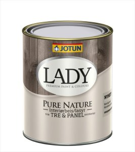 Jotun Lady Pure Nature Interiørbeis klar base (0.7 liter)