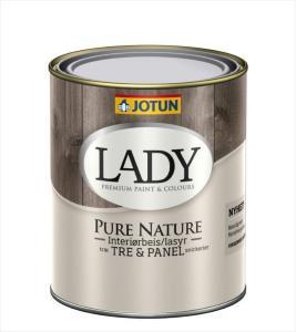Jotun Lady Pure Nature Interiørbeis klar base (0.7 liter)