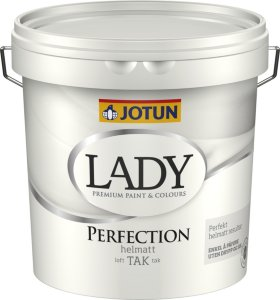 Jotun Lady Perfection Tak (2,7 liter)