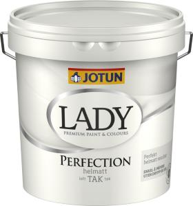 Jotun Takmaling Lady Perfection hvit base (3 liter)