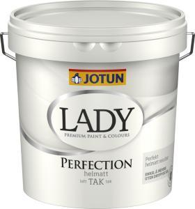 Jotun Takmaling Lady Perfection hvit base (3 liter)