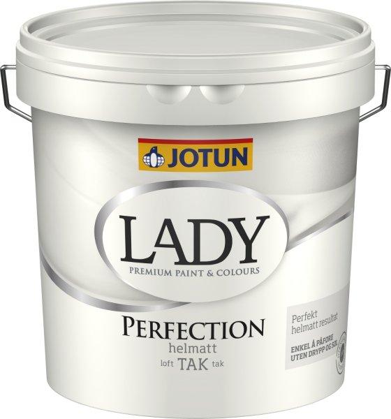 Jotun Lady Perfection Tak (2,7 liter)