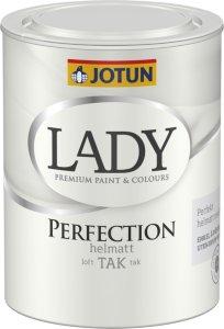 Jotun Takmaling Lady Perfection hvit base (0.7 liter)