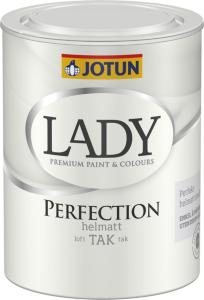 Jotun Takmaling Lady Perfection hvit base (0.7 liter)