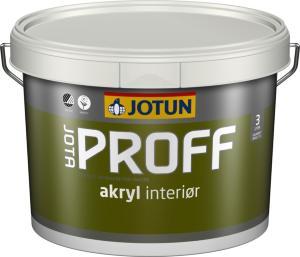 Jotun Jotaproff Akryl 07 Interiør A-Base (3 liter)
