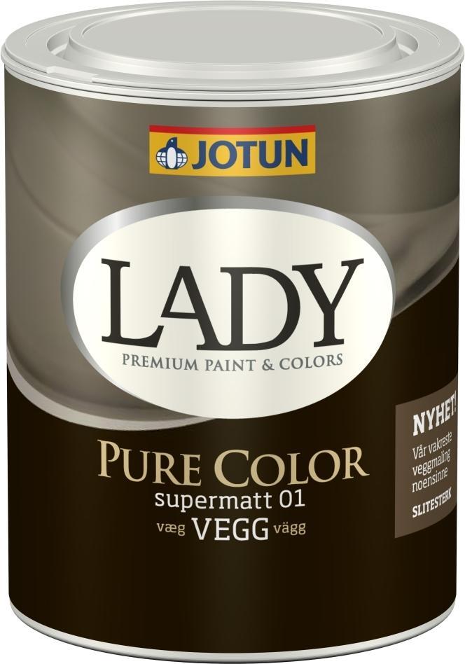 Best pris på Jotun Lady Pure Color B-Base (0.7 liter) - Se priser ...