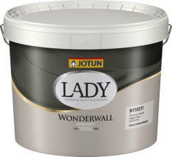 Jotun Lady Wonderwall A-Base (10 liter)