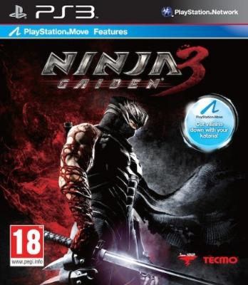 Ninja Gaiden 3 til PlayStation 3