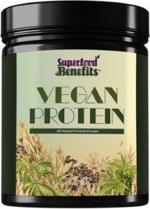 Self Omninutrition Vegan Protein 500 g