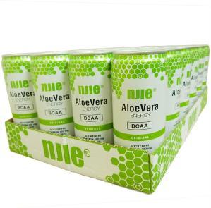 NJIE Aloe Vera BCAA Energy 24 x 330ml