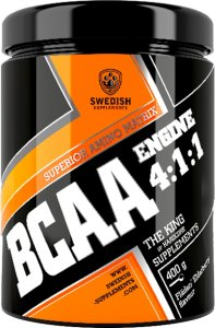 Swedish Supplements BCAA Engine 4:1:1 800g