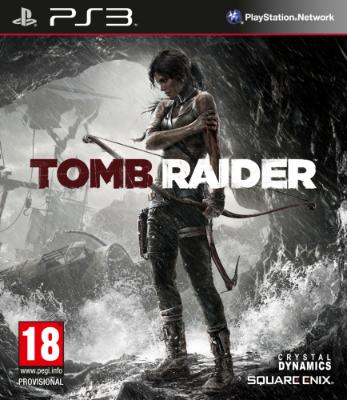 Tomb Raider til PlayStation 3